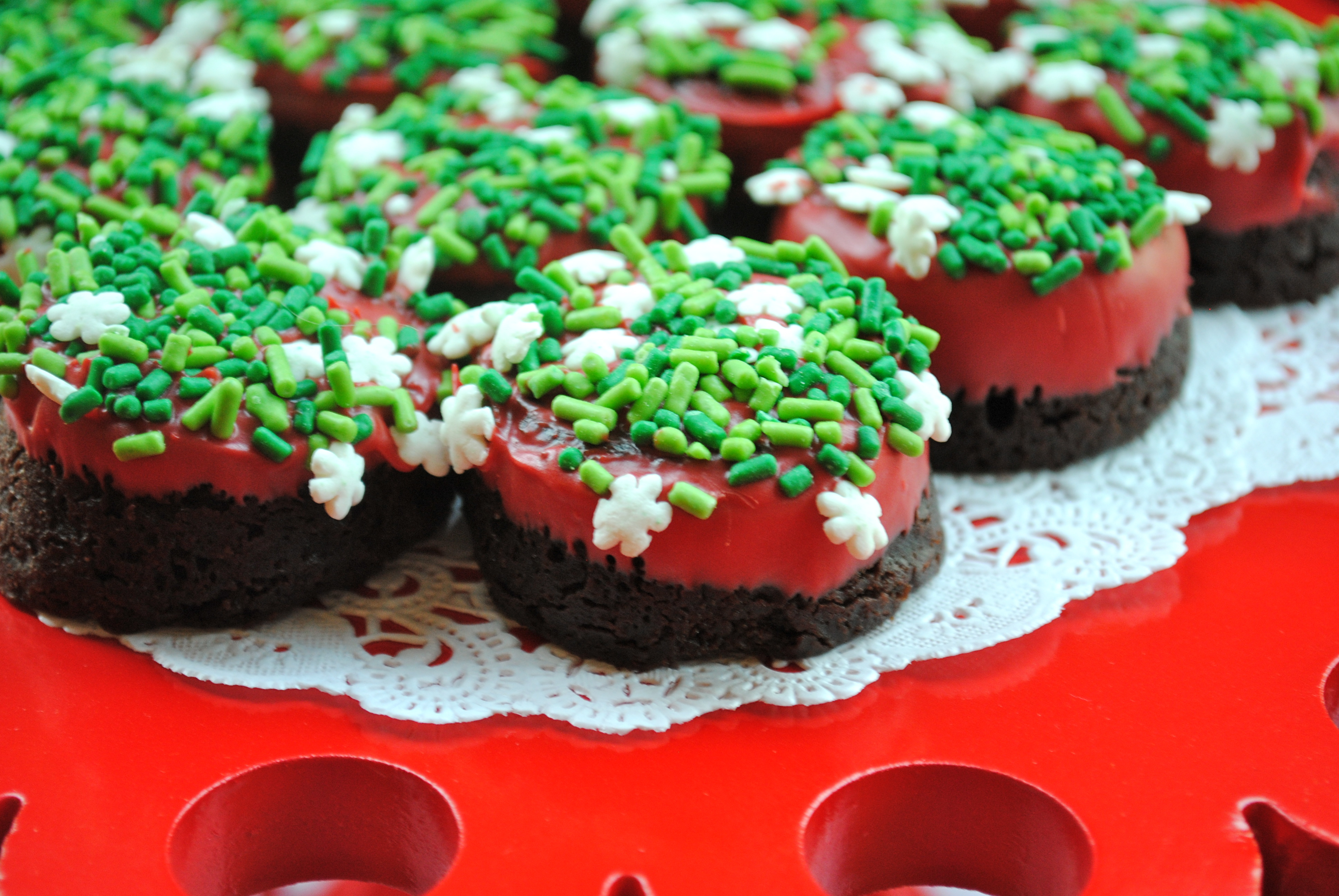 Christmas party brownie bite treats dtf signature solutioingenieria Image collections
